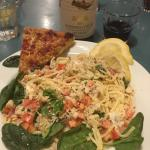 Delicious Crab Linguine