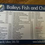 Foto de Baileys Fish and Chips