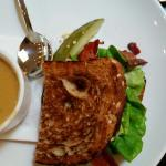 All Time Favorite - BLT with Fried Green Tomato