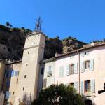 Place de la Mairie de Cotignac