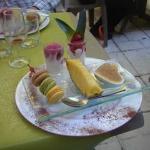 L'assiette des plaisirs goourmants