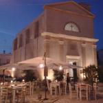 Osteria Sud Est - tavoli in Piazza Immacolata