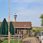 Chuckwagon, Medora, ND, Sep 2015