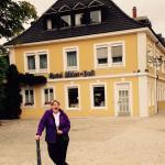 Hotel Adler Post Foto