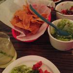 Chips, salsa and guac!