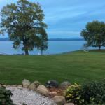 Typical views from the immaculately tended property at Shore Acres