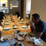 Breakfast at Marina Piccola
