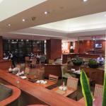 Cafe lounge Area