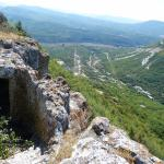 Tepe Kermen Cave City