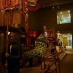 香港歴史博物館内部展示例