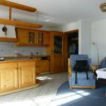 FeWo Arnika - Küche / Wohnzimmer