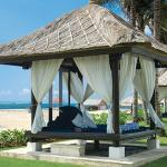 Conrad Bali beckons from its beach of golden sand, a beacon of highly personalized luxury and ti