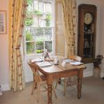 The lovely White Hall breakfast room (22/Sep/15).
