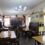 Restaurant near bar area