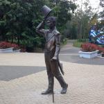 Monument to the Actor Georgiy Vitsin
