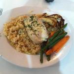 Spanakota chicken breast