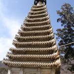 美しい仏塔
