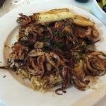 Chargrilled Bay Octopus