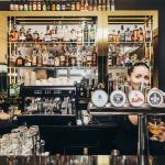 A great selection of drinks and friendly staff
