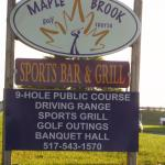 Maple Brook Golf Course