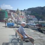 At la Coricella port