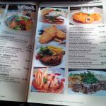 Light meal menus