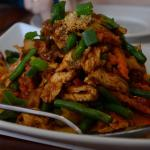 Chicken in Red Curry Paste