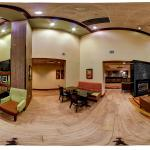 360 View Lobby Seating Area
