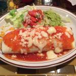 Colorado lunch burrito