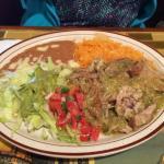 Carnitas lunch special
