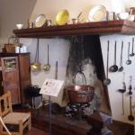 Типичная кухня и посуда горожан