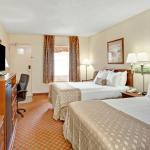 Standard 2 Double Beds Room