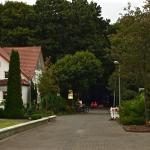 Hotel Hubertushof, am Waldrand gelegen