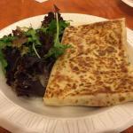 Mediterranean Crepe - Delicious