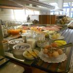 Frühstücksbuffet