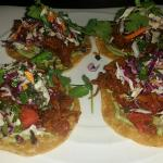 Korean BBQ Tostadas