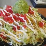 Longboard Louies East's Nacho Salad