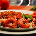 Crevettes Toscane