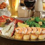 Queue de homard et délice des mers