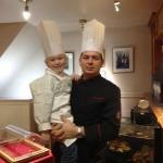 De-Vuyst Pierre-Willy , responsable d'établissement et chef de cuisine