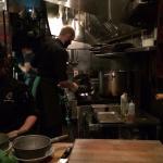The Bin kitchen