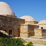 The Turkish Bath - Chios Castle