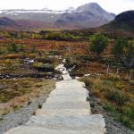 Nasjonale Turistveger Valdresflye