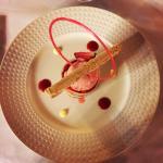 Cristalline de fraises , une merveille