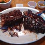 My dinner... very good!