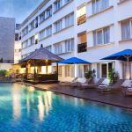 Natya Hotel Kuta Foto
