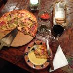 My La Vina Pizza in Cuenca