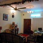 Lobby cum dining of Munnar Dreams