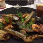 Seafood Menu Platter