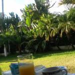 Frühstück Draussen